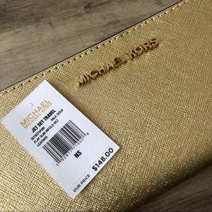 Michael Kors Slim Bifold Wallet